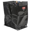 Мешок для тележки X-CART для сбора текстиля 150л, нерж.сталь