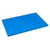 Доска разделочная L 53см w 30,5см h 1,4см ROBUST, полиэтилен синий