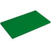 Доска разделочная L 53см w 30,5см h 1,4см ROBUST, полиэтилен зеленый