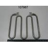 ТЭН 900Вт 220-230В верхний для контактного гриля IEG-811/813