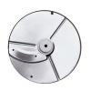 Диск-слайсер для овощерезки-куттера R211 XL, R211 XL Ultra, R301 Ultra, R402 и овощерезки CL20, CL30 Bistro, CL40, кружочки и колечки, срез 3.0мм