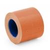 Этикет-лента 21,5х12мм оранжевая, 700шт