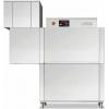 Машина посудомоечная конвейерная, 500х500мм,  70/100кор/ч, реверсивная, правая, гор.вода, сушка