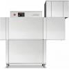 Машина посудомоечная конвейерная, 500х500мм,  70/100кор/ч, реверсивная, левая, гор.вода, доз.опол./моющ., защита от брызг, сушка
