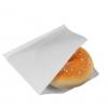 Уголок для гамбургера 175х175мм бумага белый