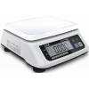Весы электронные порционные, настольные, ПВ 0.02-6.00кг, платформа 226х187мм, подключение комбинированное, корпус пластик