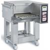 Печь для пиццы электрическая, конвейерная, 1 камера 400х580х95мм, электронное управление, нерж.сталь, подставка передвижная