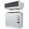 Сплит-система холодильная, д/камер до  16.50м3, -5/+10С, крепление вертикальное