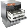 Машина посудомоечная фронтальная, 500х500мм, 60/20корз/ч, гор.вода, доз.опол., сливная помпа