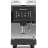 Кофемашина-суперавтомат, 1 группа, 2 кофемолки, черная, графический дисплей, заливная+подключение к водопроводу