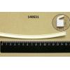 Уплотнение с бортиком  под паз 5 мм (единица 10 см)