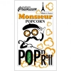 Зерно кукурузы суперпремиальное (сорт карамель) «Monsieur Popcorn», 22.68 кг.