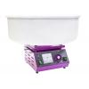 Аппарат сладкой ваты для локаций с высокой проходимостью, горизонтальная подача, высокая производительность (5кг/час)