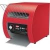Тостер электрический конвейерный, настольный, 400шт./ч, красный