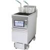 Фритюрница электрическая, 1 ванна 25л, система фильтрации масла, контроллер Fastron