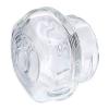 Плафон светильника термостойкий для печей ( D плафона 50, d резбы 39)
