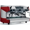 Кофемашина-автомат, 2 группы (выс.), бойлер 14л, красная, 220V
