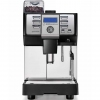 Кофемашина-суперавтомат, 1 группа, 1 кофемолка, черная, рус.яз., заливная