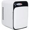 Холодильник термоэлектрический для молока, 6л, белый, переносной, охлаждение/подогрев, д/кофемашин