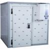Камера морозильная замковая,  15.36м3, h2.20м, 1 дверь расп.левая, ППУ100мм