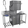 Машина посудомоечная купольная,  720тар/ч, доз.опол./моющ., моющий насос, дренажный насос, столы загрузки и выгрузки