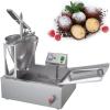Аппарат для кваркини настольный, 350шт./ч, ванна 16л,  дозатор 6л, кран для слива масла, нерж.сталь