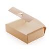 Коробка универсальная 700мл бумага крафт