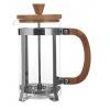 Кофейник 600мл Walmer с прессом, стекло, бамбук, нерж. сталь