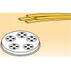 Матрица латунно-бронзовая для аппарата для макаронных изделий MPF 1.5N, linguine (спагетти овальные),  4х1.6мм