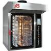 Печь электрическая конвекционно-ротационная, 10EN(450х600мм) , управление сенсорное, корпус нерж.сталь., паровоувлажнение