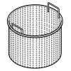 Корзина для котла пищеварочного серии Macros 700, 340х340х345мм, круглая