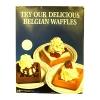 2000 - плакат «Belgian Waffle»