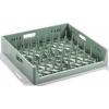 Корзина посудомоечная д/подносов, 500х500мм, вместимость 8 штук