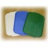 Поднос L 45см w 35,5см прямоугольный, пластик (зеленый)