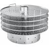 Комплект пароварочный (матоварка) для котла пищеварочного КПЭМ-100, нерж.сталь