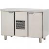 Стол морозильный, GN1/1, L1.26м, б/борта, 4 выд.секц., ножки, -15/-25С, нерж.сталь, дин.охл., агрегат центр.