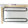 ТЭН-155-9-7,4/1,5 Т220 для конфорки КЭТ-0,12 (внутр.), АКО-90