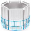 Корзина посудомоечная д/гастроемкостей, D735мм, нерж.сталь, д/Granules 900