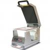Машина д/термоупаковки лотков, 1 съемная матрица на 1 лоток 248х177мм