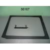 Защелка, пружина, рамка двери в наборе для ALD510/510D