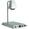 Подогреватель электрический ламповый,  580х330х680мм, 1 лампа инфракрасная, настольный, нерж.сталь
