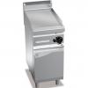 Гриль-сковорода газовая, 1 зона, поверхность гладкая стальная, стенд закрытый, магистальный.газ
