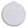 Крышка многоразовая D 13,97см h 0,76см (набор 240шт), цвет белый в к