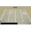Полка-решетка для холодильных и морозильных столов серии GN (700), полим.покрытие, белая