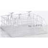 Корзина посудомоечная для стаканов, 500х500мм (размер L), 5 рядов, проволока, для UC-M, UC-L, UC-XL, GS500, GS630