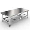 ПКИ-060/4э - подставка для кухонного инвентаря, оцинк. сталь