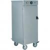 Шкаф тепловой для тарелок, вместимость  60шт. D330мм, 1 дверь, 1 полка, нерж.сталь, передвижной