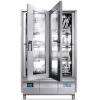 Машина-шкаф посудомоечная, фронтальная, 2 двери, 4 уровня, гор.вода, 9 программ