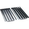 Комплект из 2-х боковых рам с направляющими для 4GN1/1, для полузакрытого стенда серии 700XP