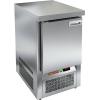 Стол морозильный, GN1/1, L0.57м, б/борта, 1 дверь глухая, ножки, -10/-18С, нерж.сталь, дин.охл., агрегат нижний, задняя стенка нерж.сталь